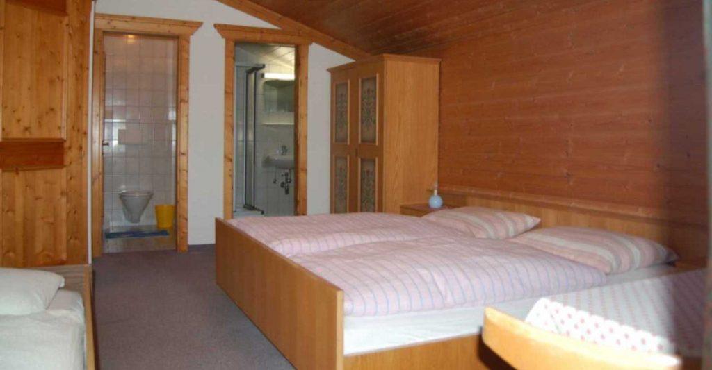 Doppelzimmer Ferienhaus Alpendorf