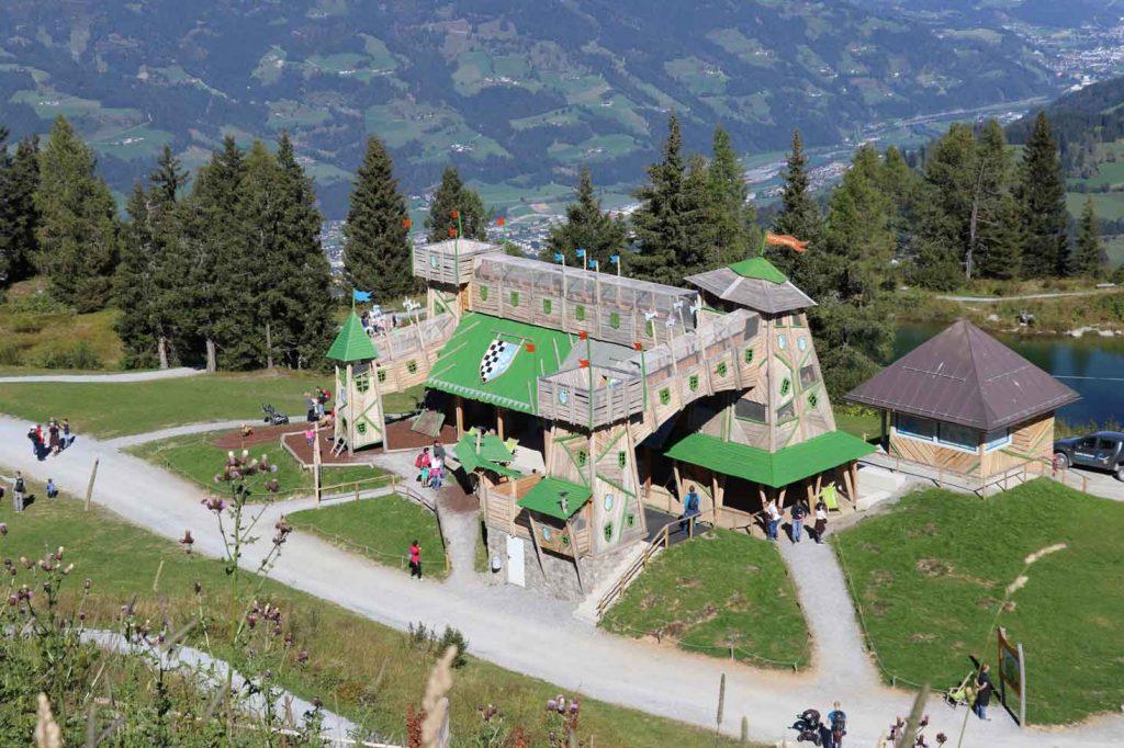 Wandern in Alpendorf