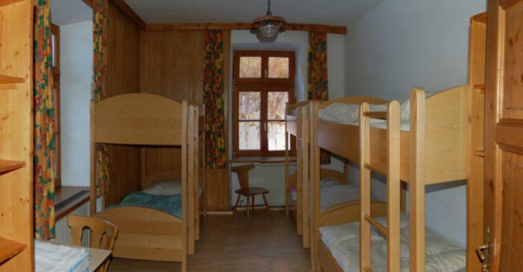 Mehrbettzimmer Waldhof Alpendorf
