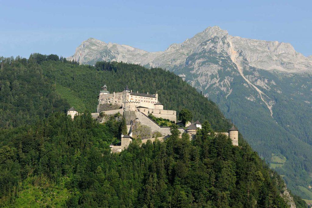 Burg Hohenwerfen Salzburg